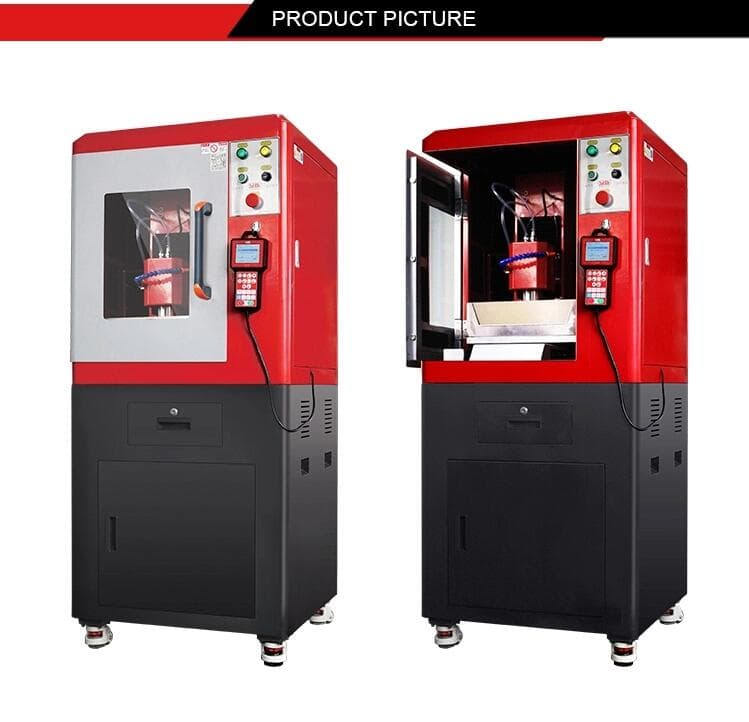 AH4030P CNC Jewelry 3Axis Engraving Machine
