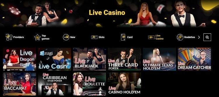 Live Zet Casino