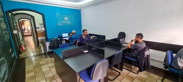 Smart Place Coworking - Posição Rotativa