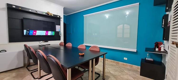 Smart Place Coworking - Sala de Reunião Octopus