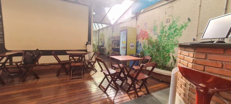Smart Place Coworking - Cantina