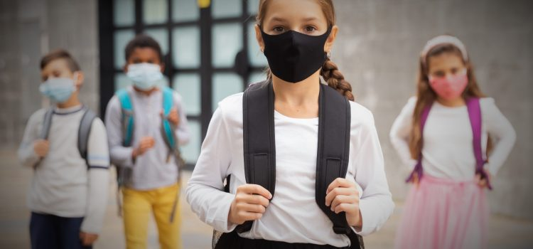 Many Summer Camps Require Masks; Schools May Follow Suit in the Fall. Is This Safe for Kids?