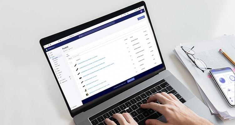 Importare un catalogo prodotti csv su un ecommerce Shopify