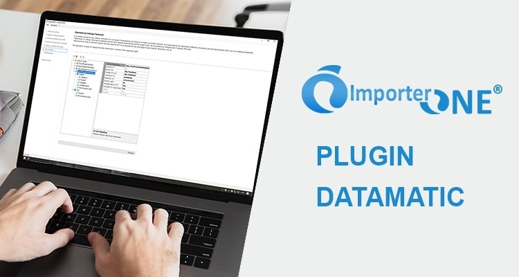 Datamatic plugin ImporterONE