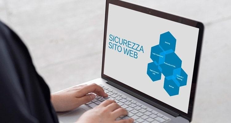 Sicurezza di un sito web: i nostri consigli