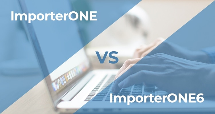 ImporterONE vs ImporterONE6: differenze e vantaggi