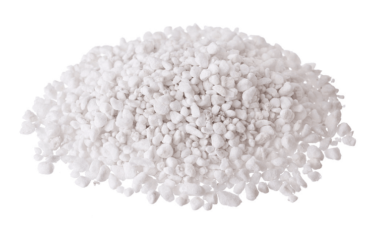 what is perlite made of