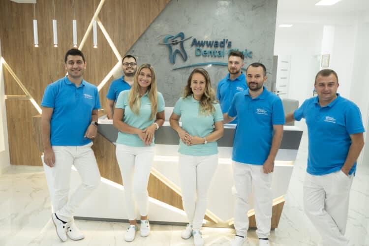 Echipa Clinica Stomatologie