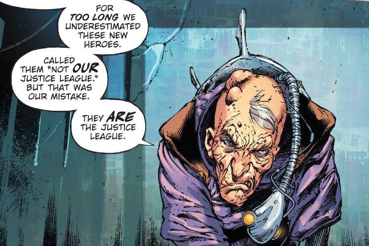 Justice League, Next Batman, Superman, Green Lantern, Sojourner Mullein, Jessica Cruz, Guy Gardner, John Stewart, Wonder Woman, Flash, Aquawoman, Superwoman, Kara Zor-El