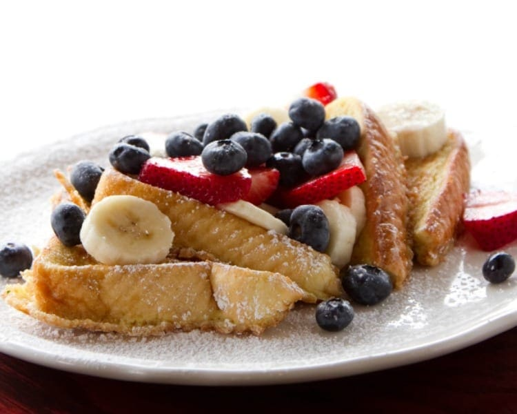 Easy and Delicious Caramelized French Toast