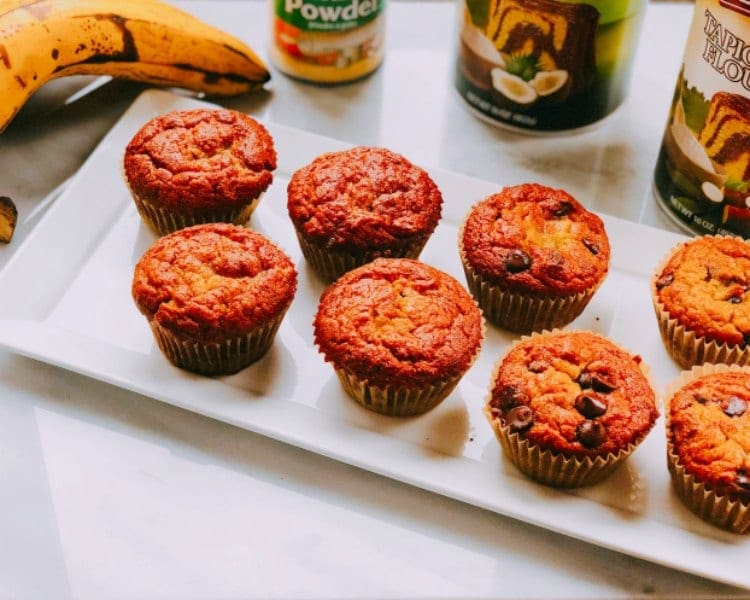 Quick and Delicious Passover Muffins