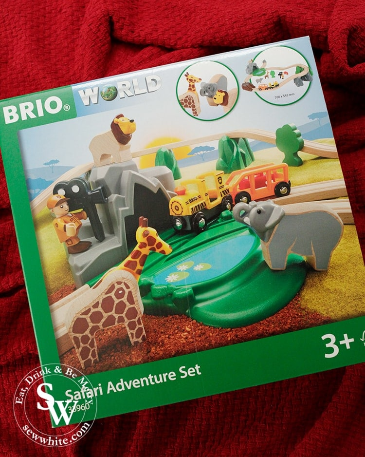 Brio World safari adventure set
