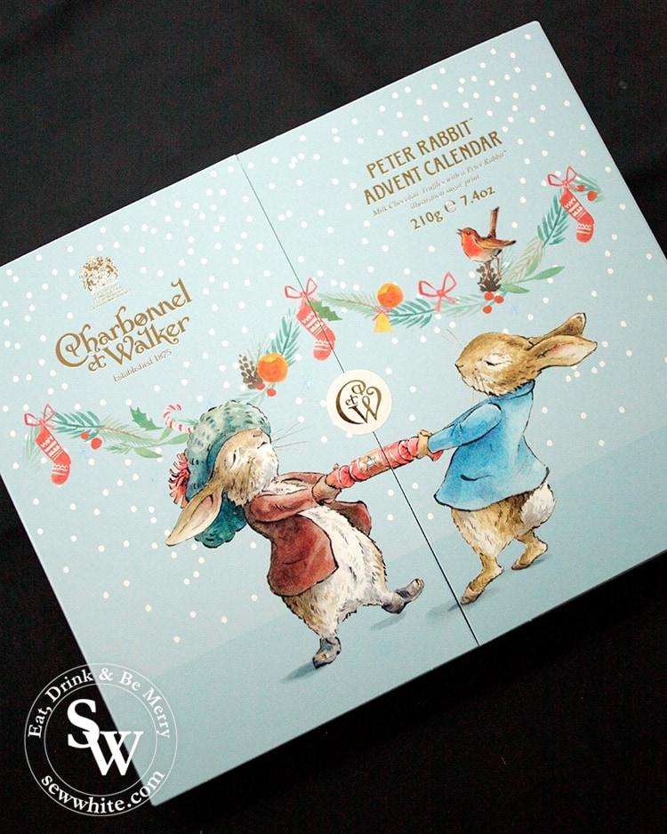 The Charbonnel et Walker Peter Rabbit advent Calendar.