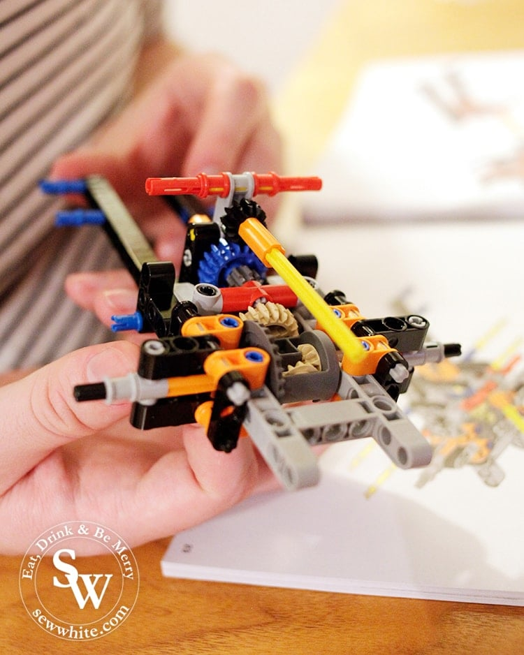 Close up of lego for the Top 5 Best Gifts for Men 2019