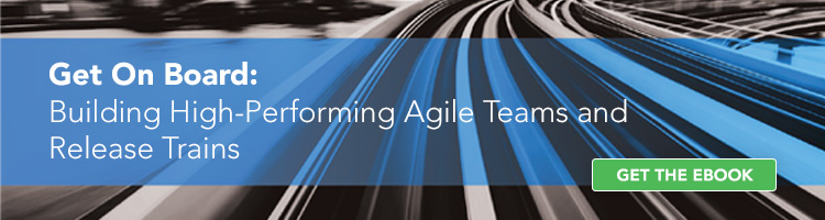 Building High-Performing Agile Teams and Trains eBook