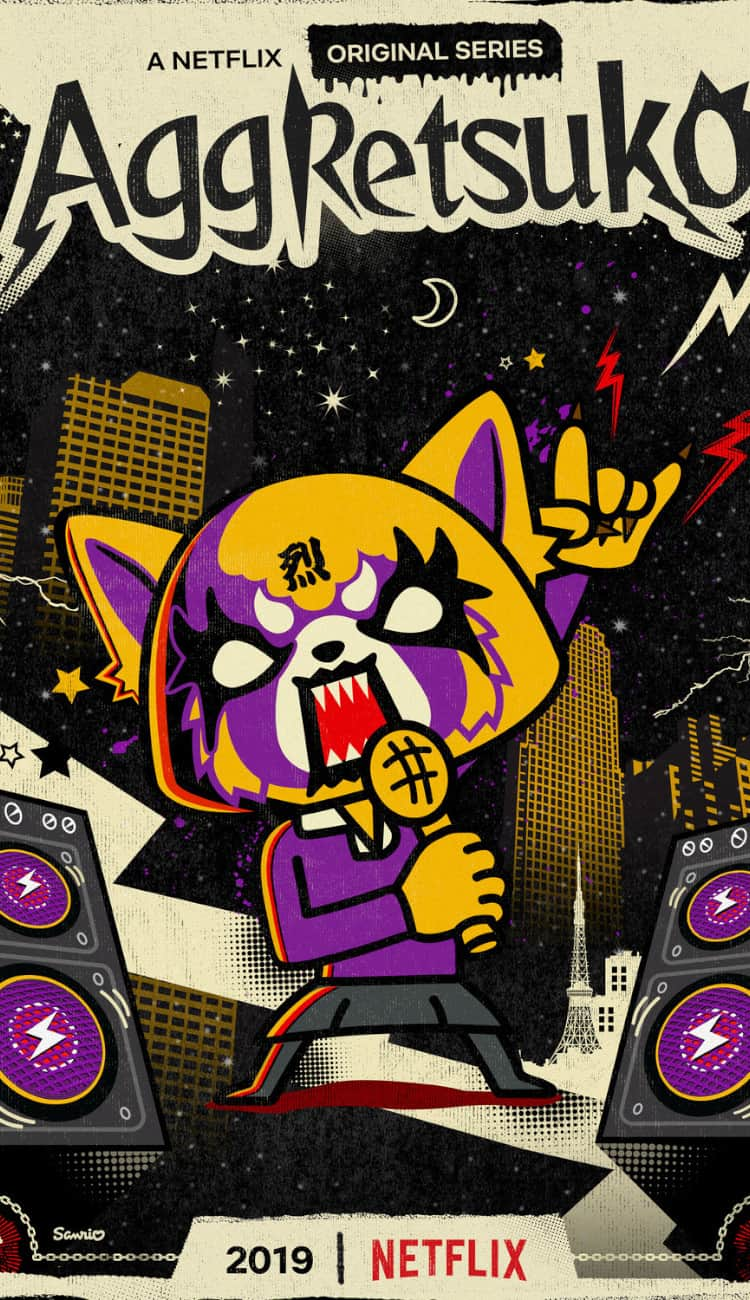 Aggretsuko is one of the best new anime of the decade.