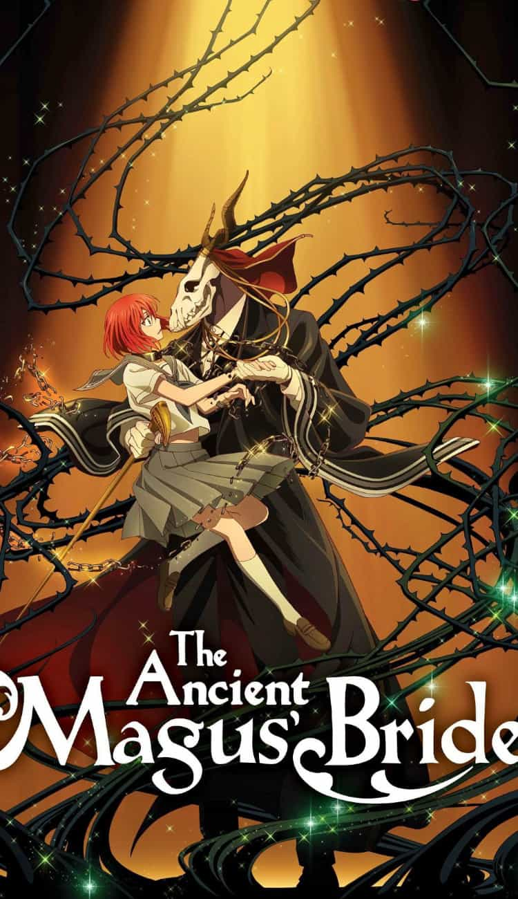 Ancient Magus' Bride is one of the best new anime of the decade.