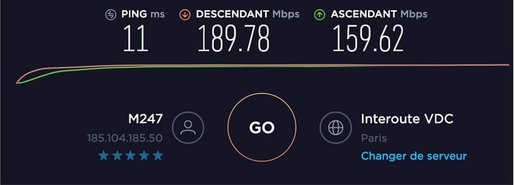 """ExpressVPN-speed-test"
