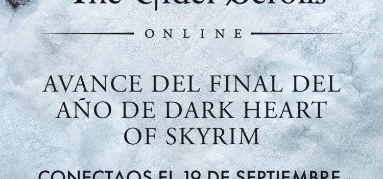 Final de Dark Heart of Skyrim