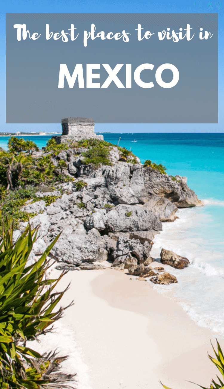 Places to visit in Mexico. Check out our favourite places to visit in Mexico. Isla Mujeres, Tulum, Merida, Chichen Itza, Isla Holbox, Playa del Carmen, Cozumel, Oaxaca, San Pancho