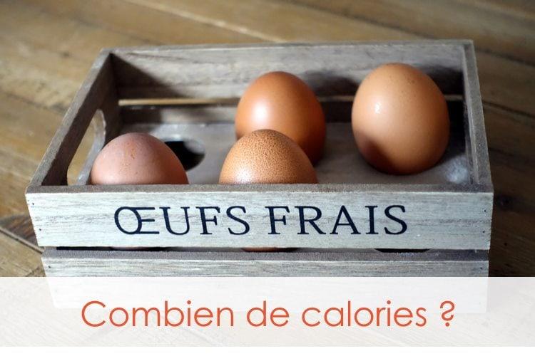 calorie-oeufs