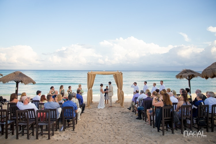 Blue Venado Beach Club -  - Naal Wedding Photo 601
