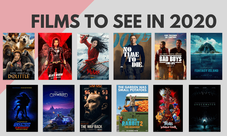 Films to see in 2020