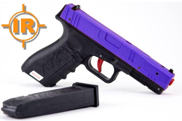 SIRT IR laser pistol