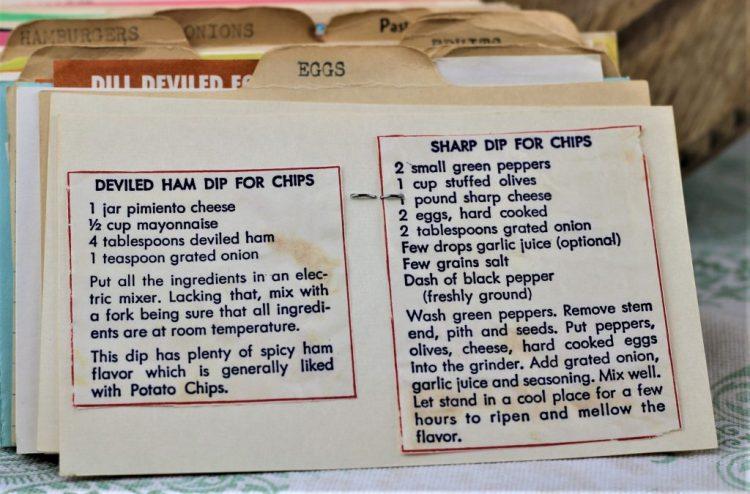 Deviled Ham Dip for Chips e1543972135920