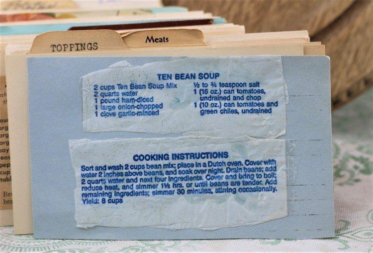 Ten Bean Soup