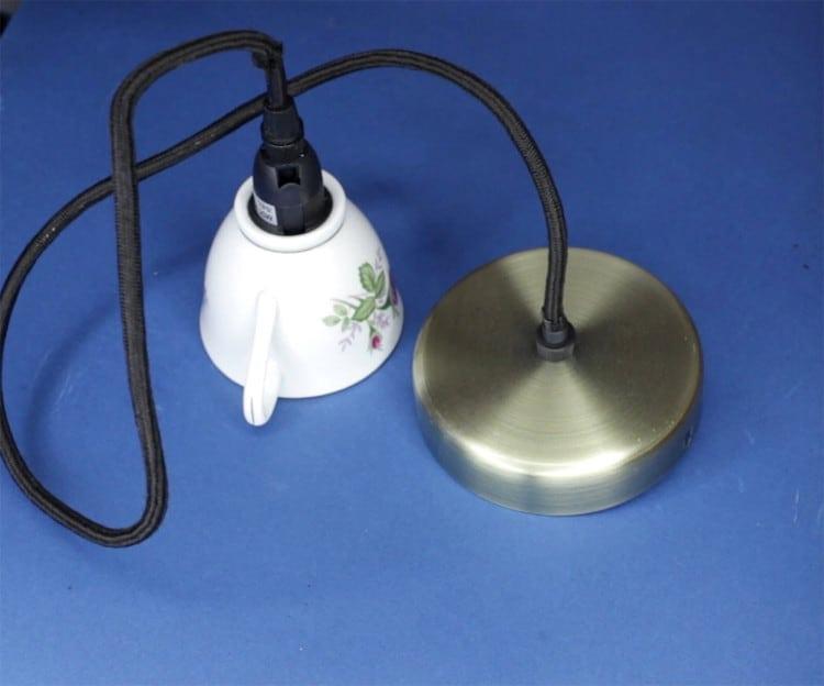 Tassenlampe