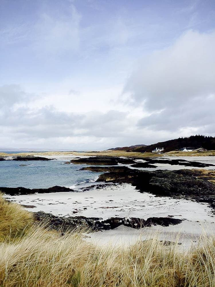 UK Beaches - Camusdarach