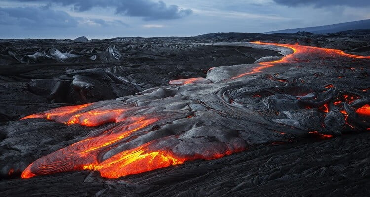Active Volcanoes In The World