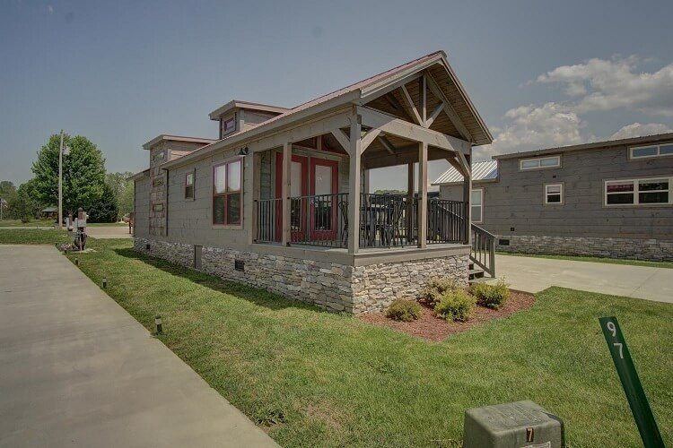 Riverview RV Bunk House