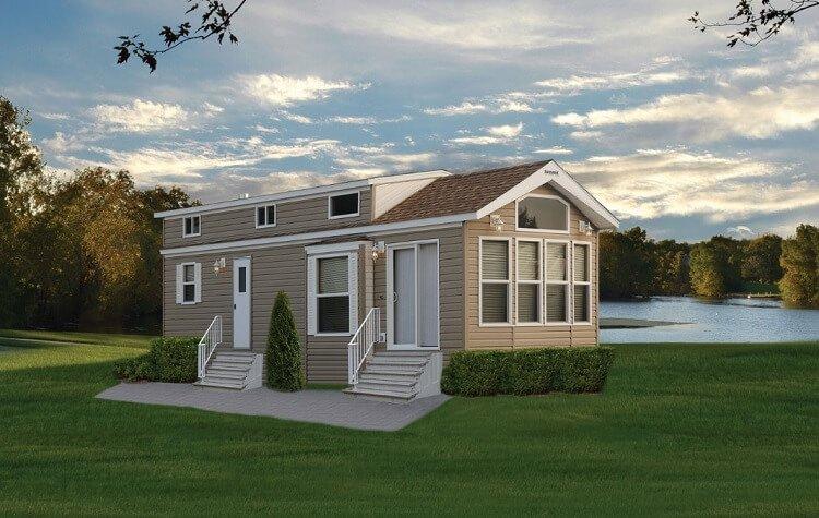 Summit Park Model Cabin