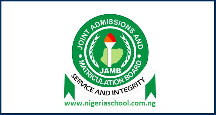 JAMB Registration 2018/2019 Form