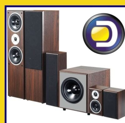 sconto casse home theatre