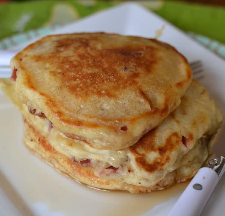 Bacon Pancakes Recipe