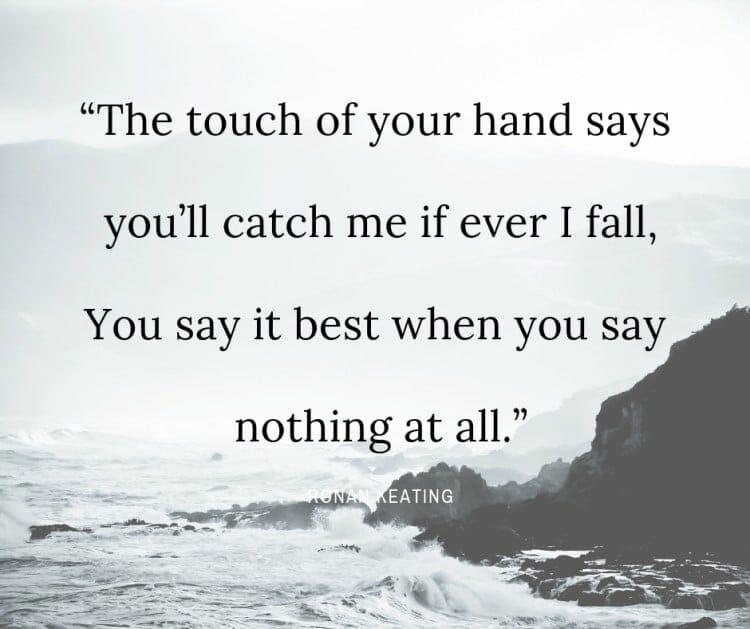 Ronan Keating quote