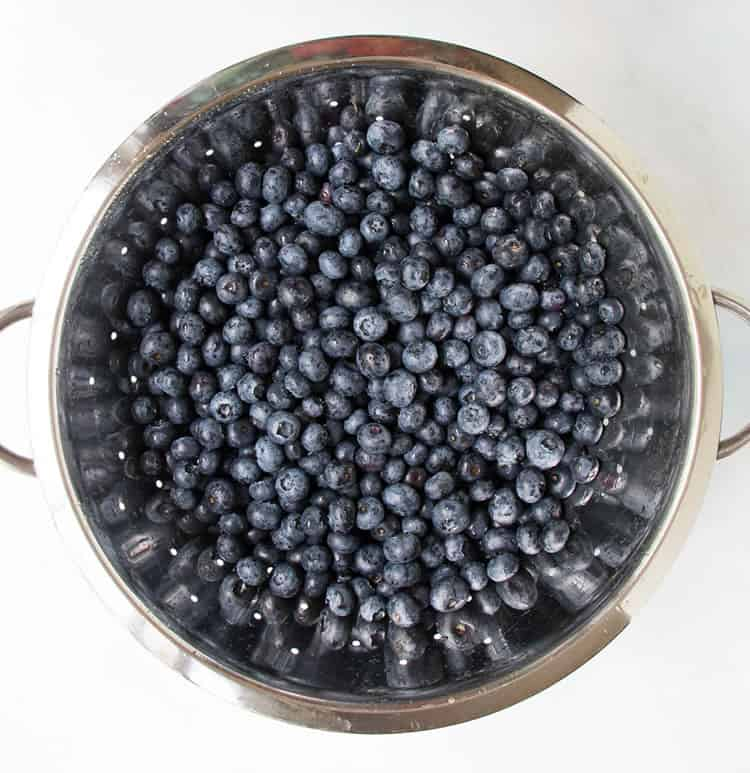 Fresh Blueberry Pie Filling. Make the most delicious, fresh tasting pie filling on your stove top! Fill a pre-baked pie crust or top your favorite dessert.