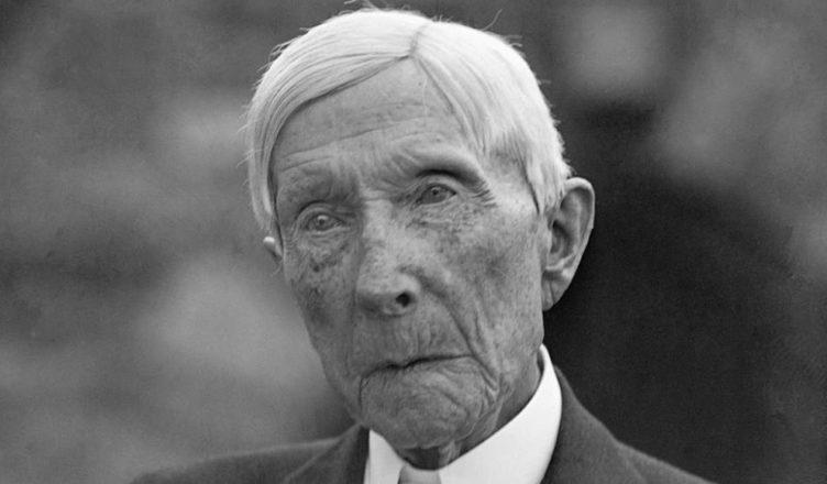 JD Rockefeller