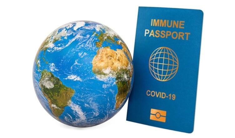 Passport Covid-19
