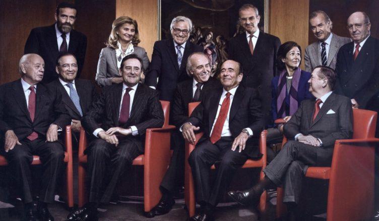 Banqueros españoles
