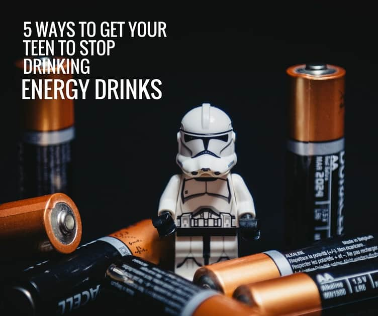 5 Ways to Get Your Teen to Stop Drinking