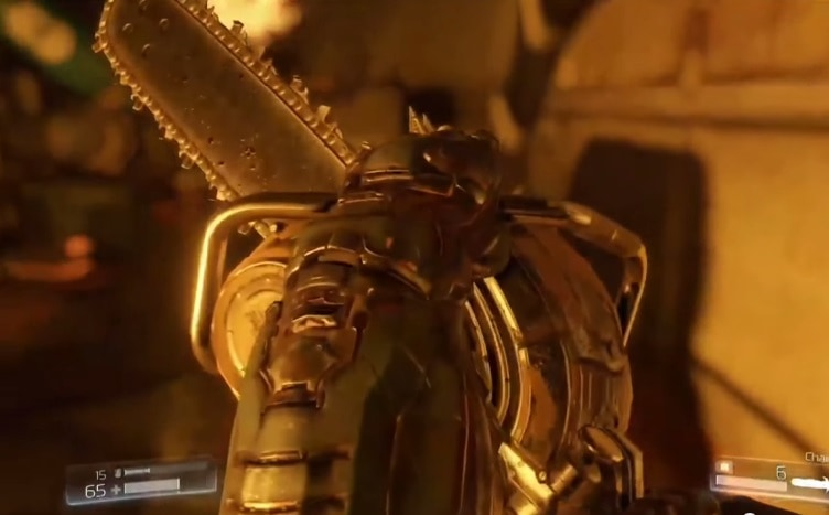 Doom 4 Gameplay Reveal