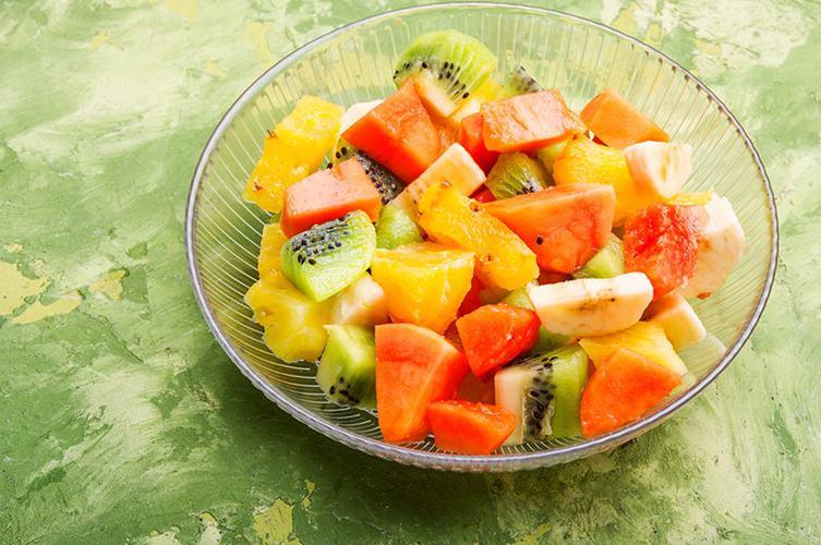 food suitable for summer season
