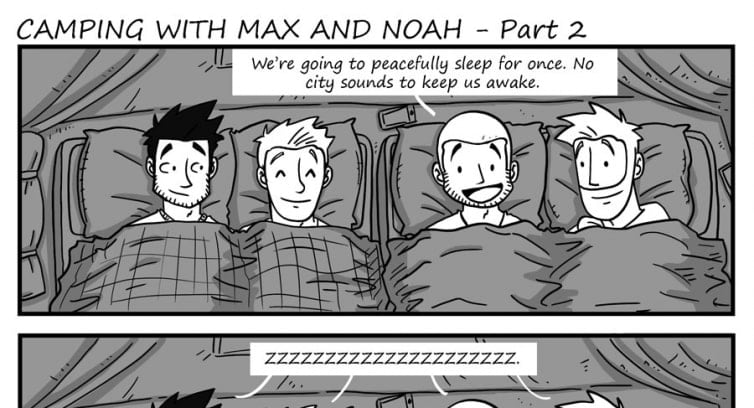 Episode 179 – Camping with Max and Noah – Part 2