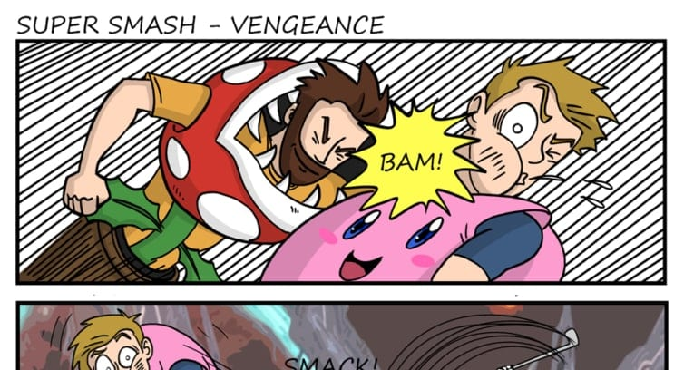 Special – Super Smash – Vengeance
