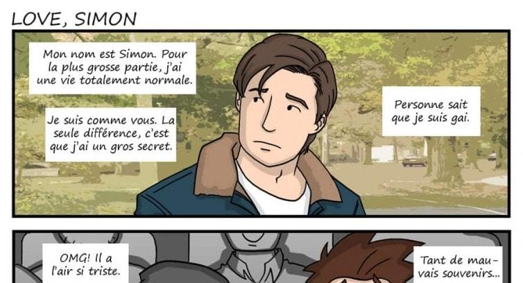 Spécial – Love, Simon