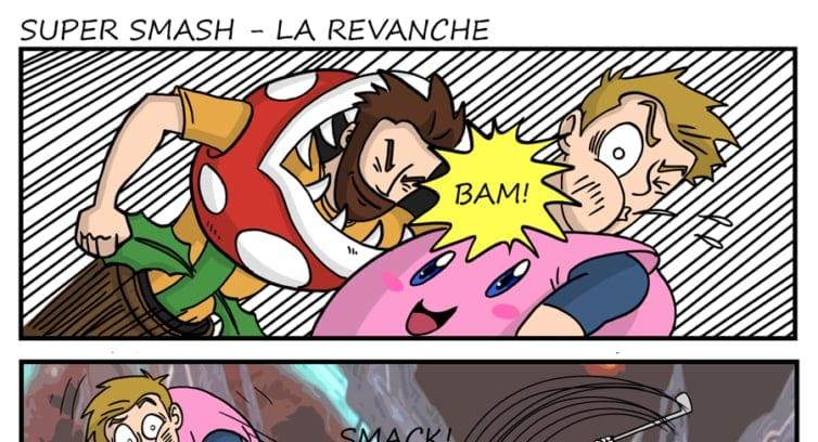 Spécial – Super Smash – La revanche